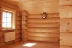 Как утеплить деревянный дом из сруба или бруса.